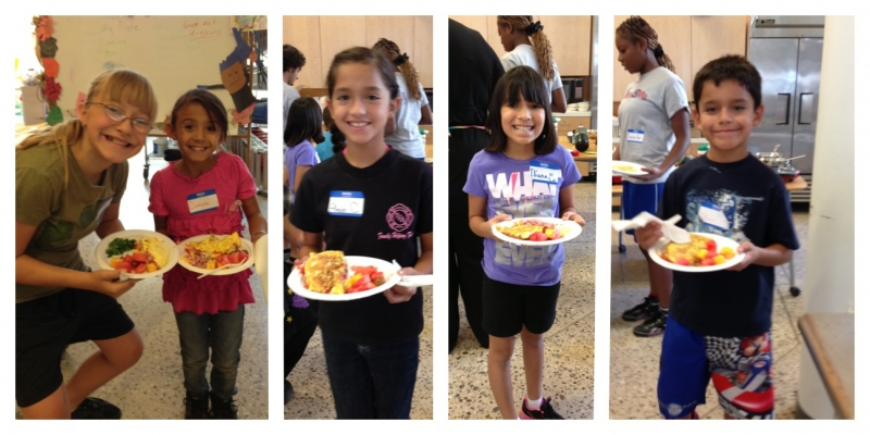 Photos from Healthy 2BMe Summer Camp