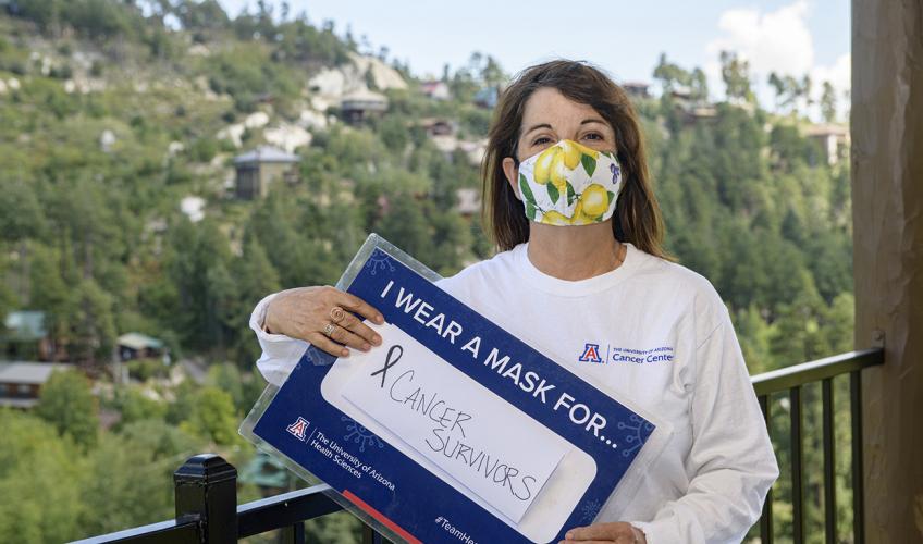 Cynthia Thomson Why I Wear A Mask
